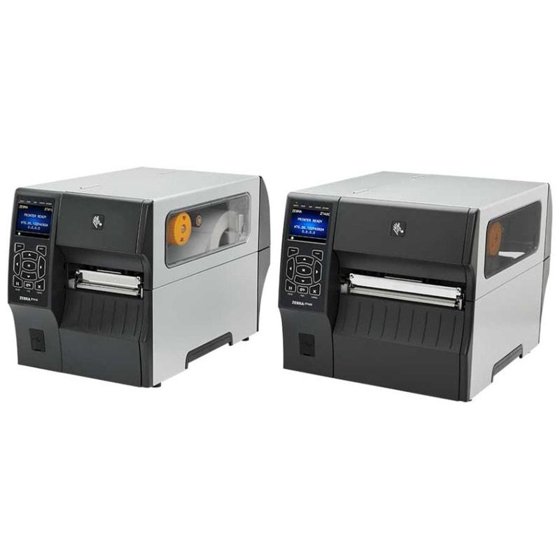 ZT400 Series Industrial Printers - Big River Barcode